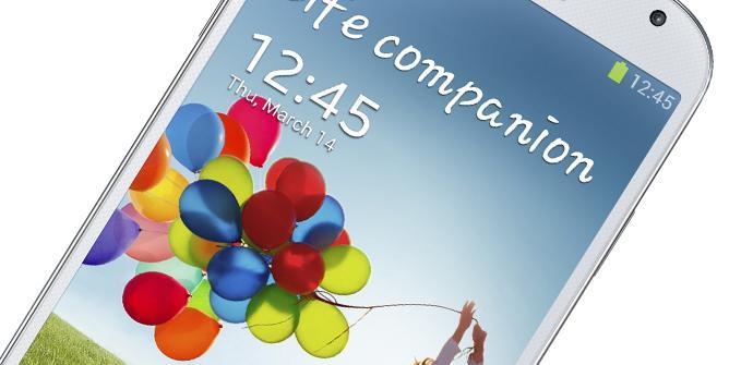 Samsung Galaxy S4 y sus componentes
