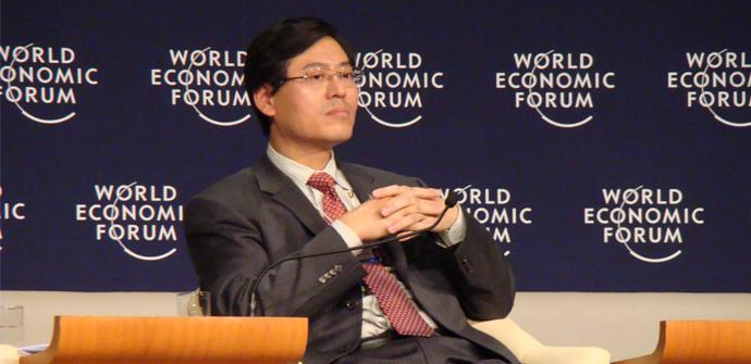 Yang Yuanqing, presidente de Lenovo
