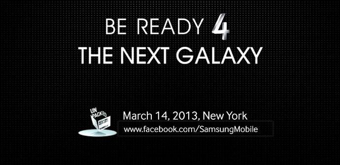 Teaser Samsung Galaxy S4