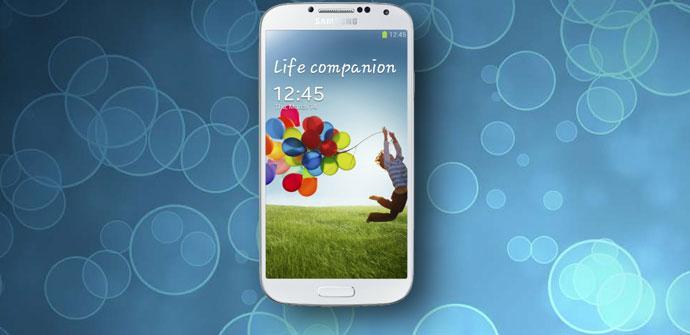 Teléfono Samsung Galaxy S4