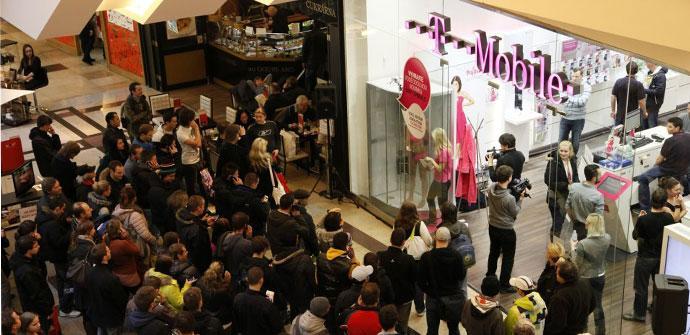 Lanzamiento comerical del Xperia Z en República Checa