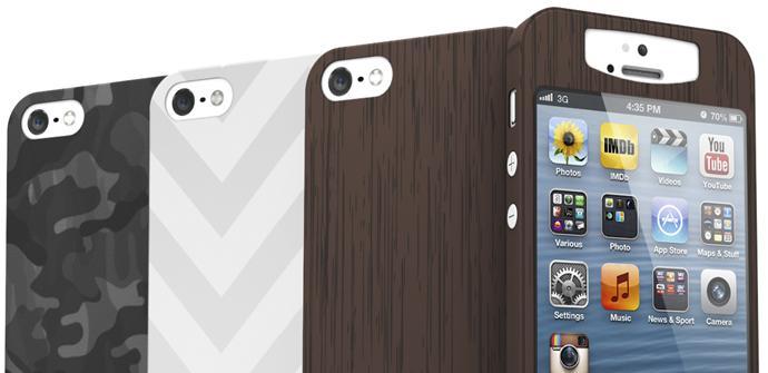 Nueva carcasa ultraligera para iPhone 5