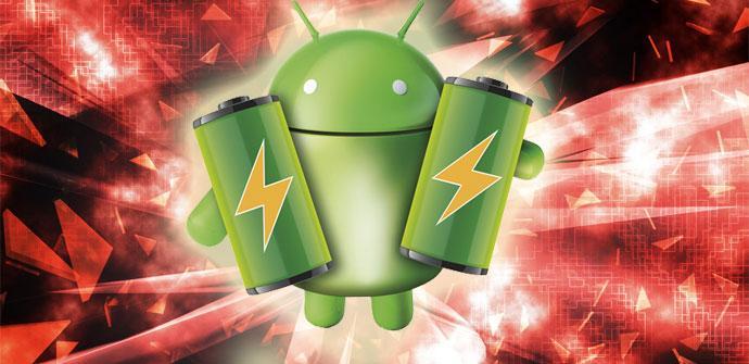 Android y batería