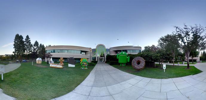 Google Photo Sphere similar a Samsung S Orb