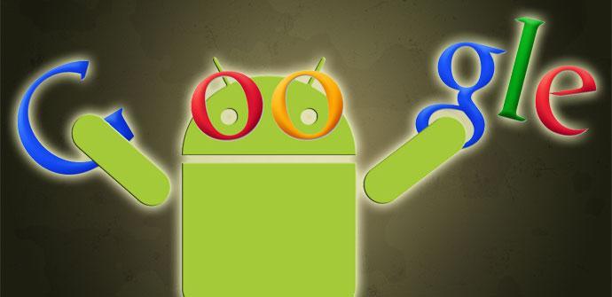 Logos de Google y Android