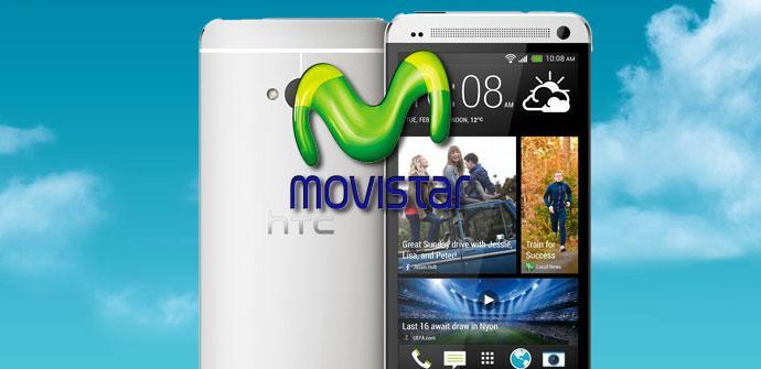 HTC One con Movistar
