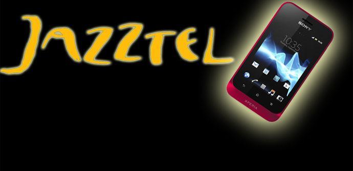 Sony-Xperia-Tipo con Jazztel