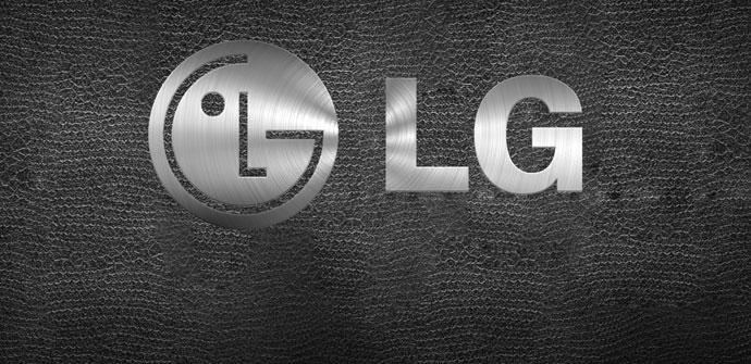 Logo LG G
