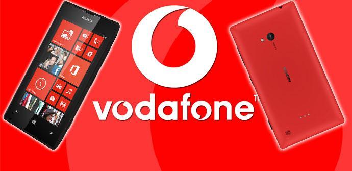 Nokia Lumia 520 con Vodafone