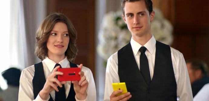 Anuncio Nokia Lumia 920