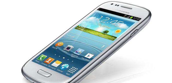 Hazte con el Samsung Galaxy S3 Mini con Tuenti Móvil por 279 euros.