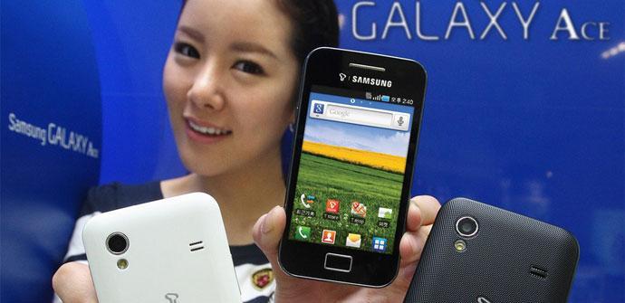 Presentación de nuevos Samsung Galaxy