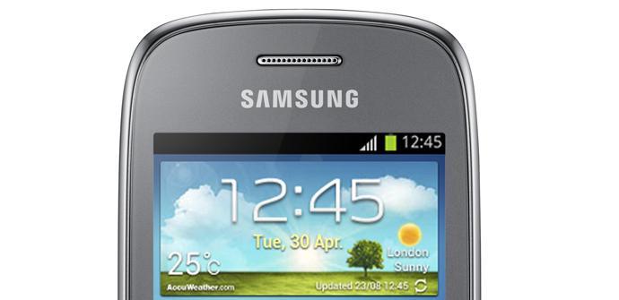 Samsung presenta el Galaxy Pocket Neo