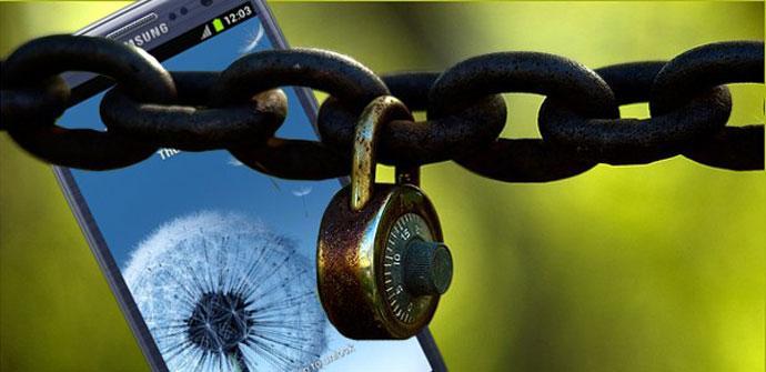 Samsung Galaxy S4 bloqueado