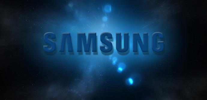 Logo de Samsung