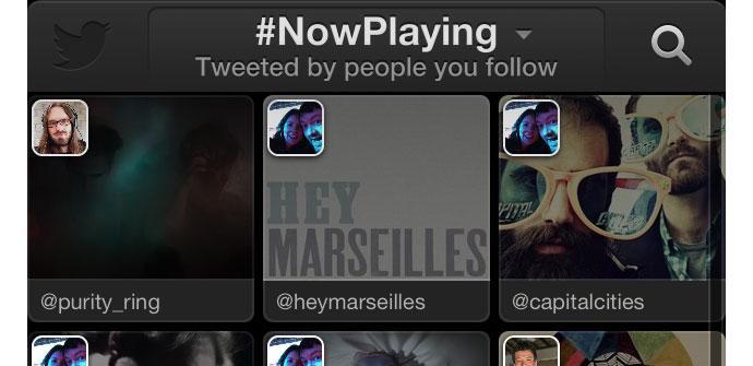Twitter Music, nuevo servicio de música