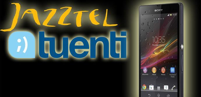 Sony Xperia-Z-Jazztel-y-Tuenti