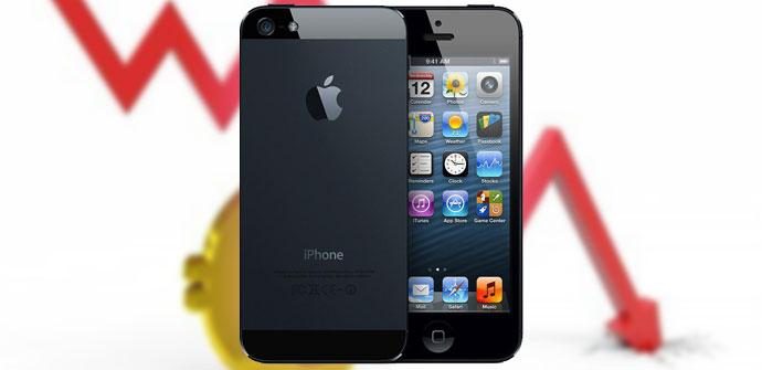 Ventas iPhone 5