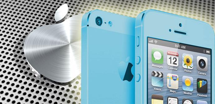 Teléfono iPhone 5S