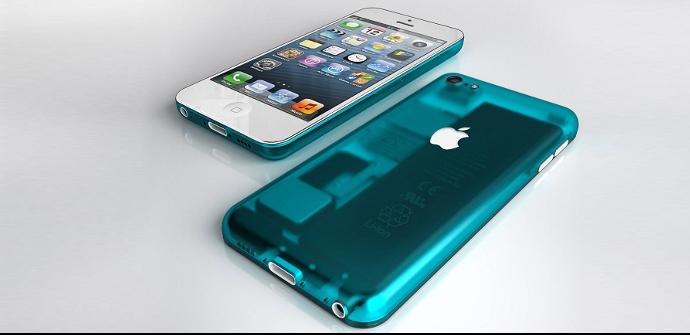 iphone mini plastico