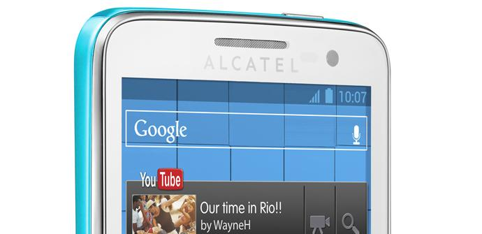 Alcatel One Touch X-POP llega a España.