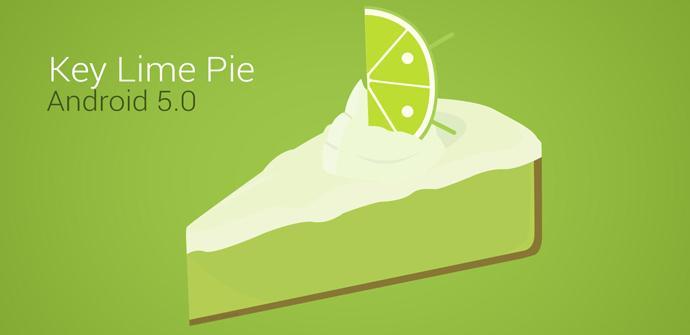 Android 5.0, la gran desilusión de Google I/O.