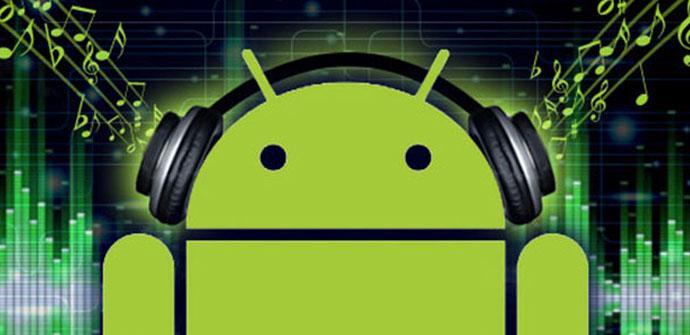 5 aplicaciones para escuchar música en tu tablet Android.