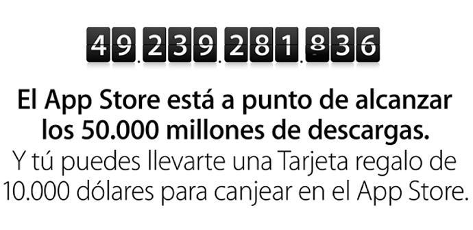 Contador en la App Store