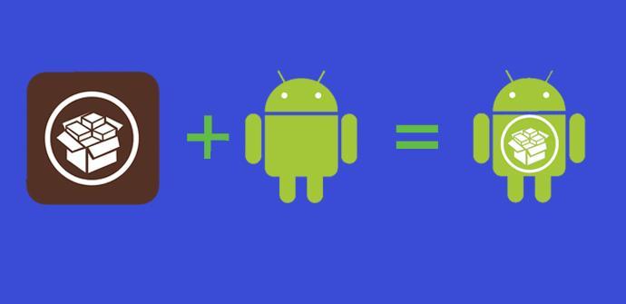 Cydia da el salto de iOS para llegar a los dispositivos Android.