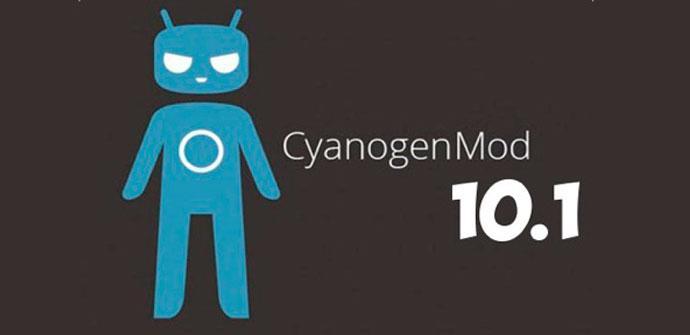 ROM CyanogenMod 10.1 RC3