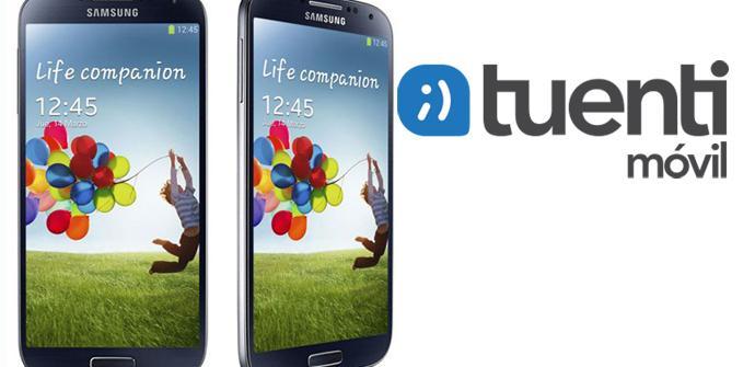 El Samsung Galaxy S4 llega a Tuenti Mövil.
