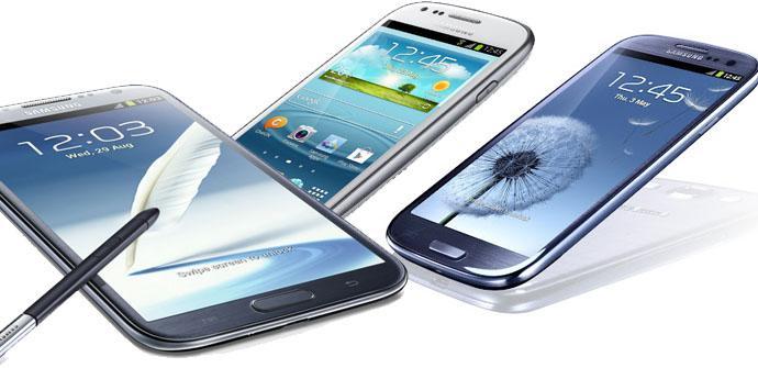 Libera el Samsung Galaxy S3, Galaxy S3 mini y Note 2.