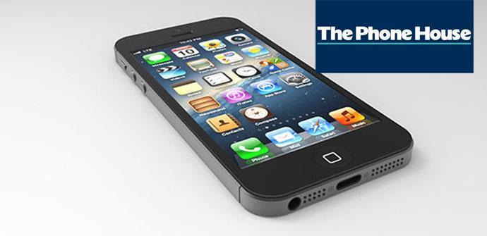 Ofertas para el iPhone 5 en The Phone House.