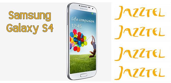 Jazztel y el Samsung Galaxy S4
