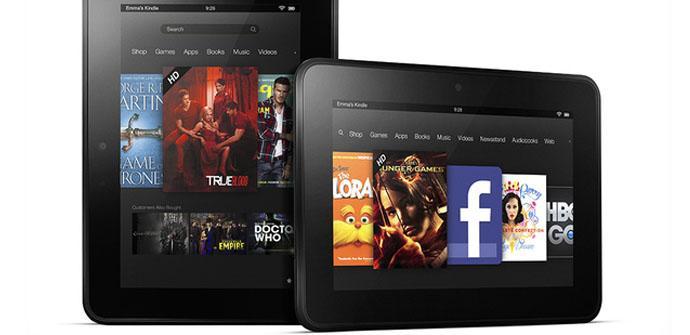 El Kindle Fire HD estará disponible en 170 países más a partir de junio.