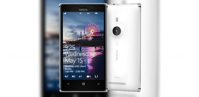 Vodafone y Movistar, operadores que comercializarán el Nokia Lumia 925 en España.