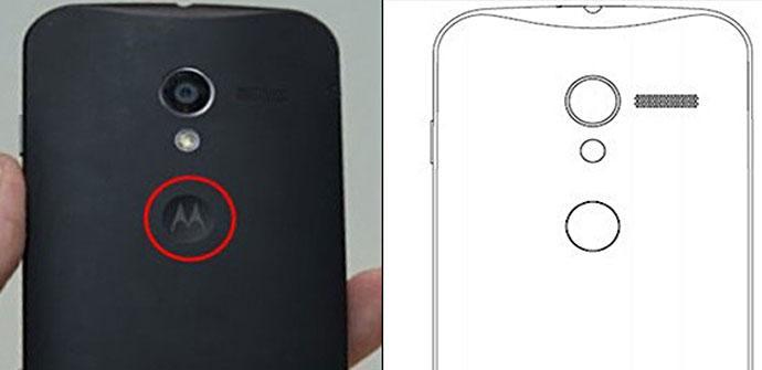 Motorola X Phone en el FFC comparado con imagen filtrada