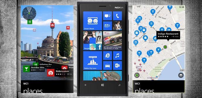 Nokia Lumia 920 y LiveSigh