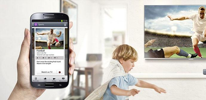 Samsung Watch On