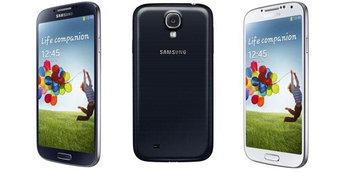 Consigue el Samsung Galaxy S4 por 549 euros.