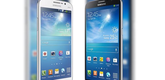 Samsung presentará dentro de poco varios smartphones nuevos.