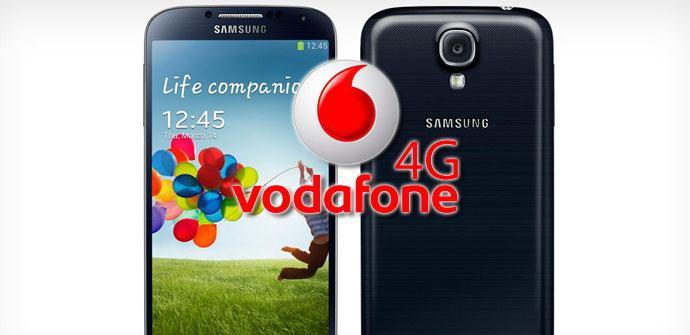 Samsung Galaxy S4 de Vodafone