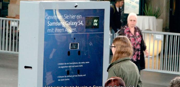 Vídeo publicitario del Samsung Galaxy S4