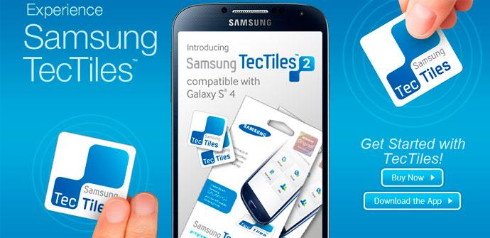 TecTiles 2 para Samsung Galaxy S4
