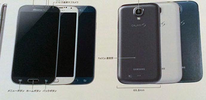 Samsung Galaxy S4 azul de 32 GB