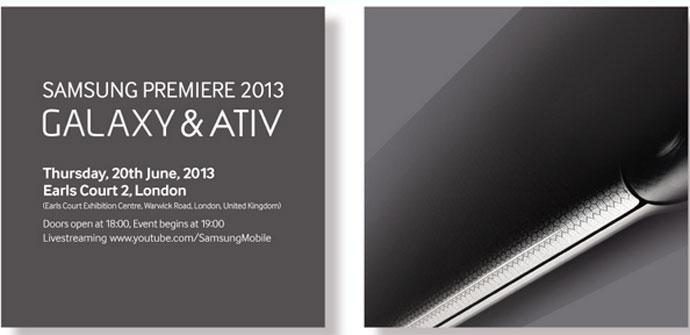 Evento Samsung & Ativ