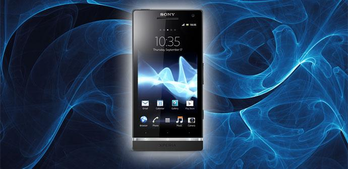 Sony-Xperia S