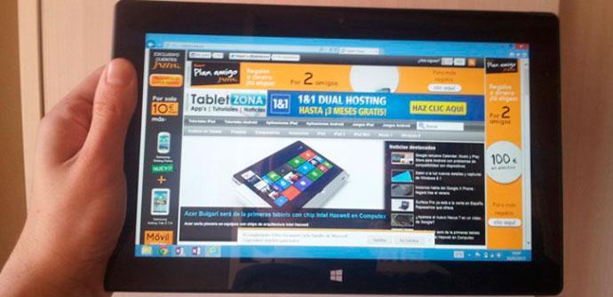 Análisis del Surface Pro
