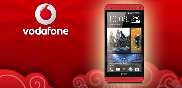 Vodafone HTC One