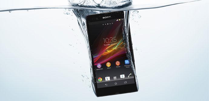 Teléfono Sony Xperia Z